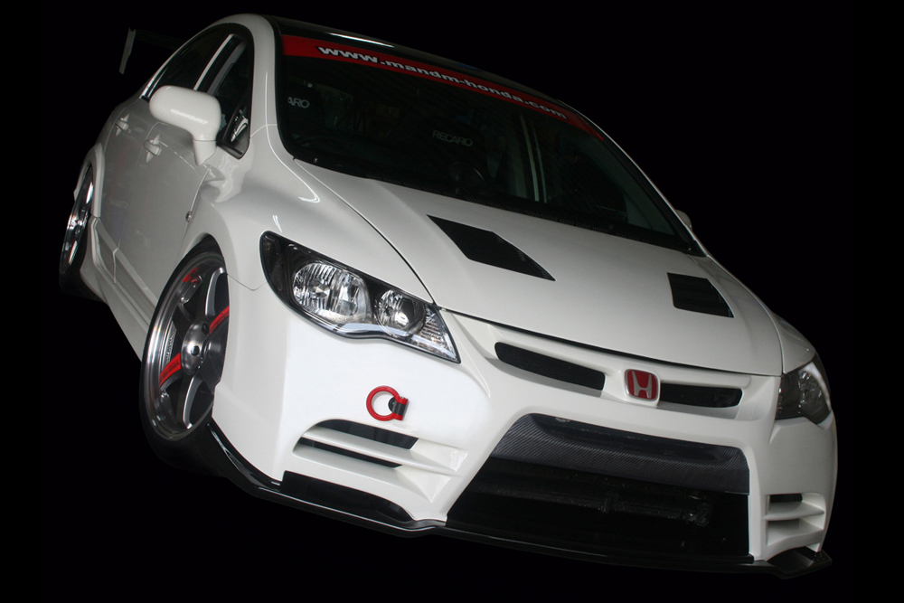 CIVIC FD2