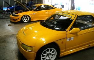 Used Tuning Car / BEAT PP1 Turbo Racing
