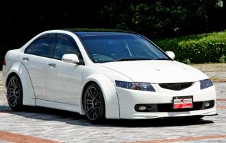 M&M HONDA ACCORD CL7