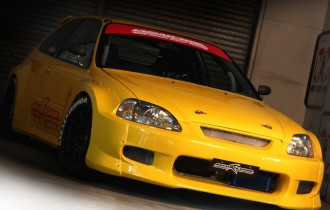 M&M HONDA CIVIC EK9