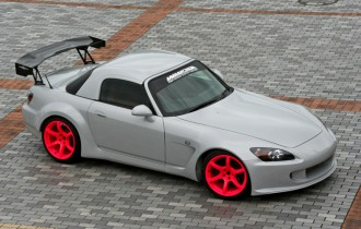 Used Tuning Car /S2000 AP1 Wide Body Special