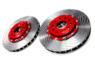 <新製品>CIVIC FK8 超軽量2ピースレーシングブレーキローター新発売。