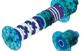 <新製品>CIVIC FK8カーボンクラッチとカーボンLSD同時発売開始