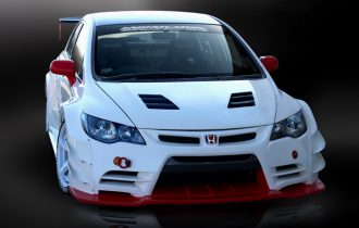M&M HONDA CIVIC FD2