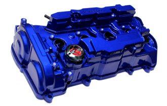 <新製品>CIVIC FK8 ブルーヘッドカバー