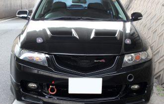 <中古車情報>ACCORD CL7ユーロR入庫、M&Mチューニング車詳細公開です。
